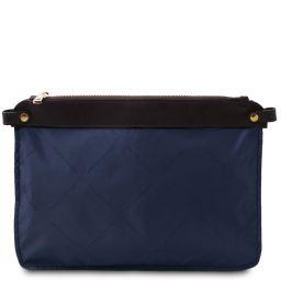 TL Smart Module Modulo tasca per borsa donna in pelle morbida Blu TL141569