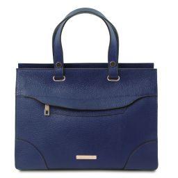TL Bag Leather handbag Темно-синий TL142079
