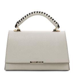 TL Bag Leather handbag Светло-серый TL142111