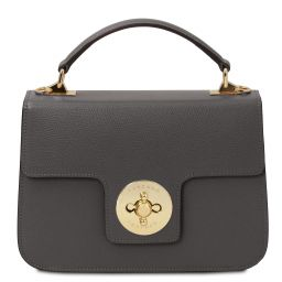 TL Bag Leather handbag Серый TL142078