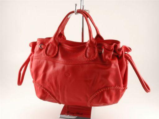 Patrizia Bolso de señora en piel Rojo TL140469